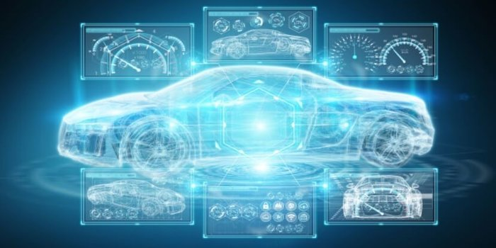 How do connected cars work?