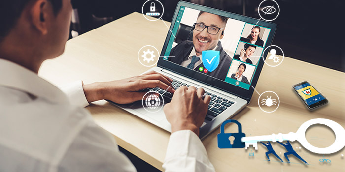 6 Best Practices To Secure Online Meetings