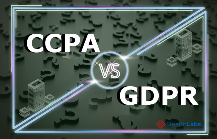 CCPA Vs. GDPR: What's the Difference?