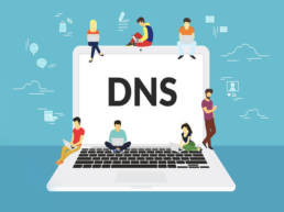 Cybersecurity DNS Attacks
