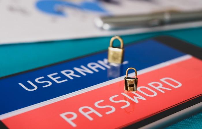 Change Passwords of Accounts