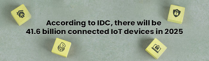 IoT devices in 2025