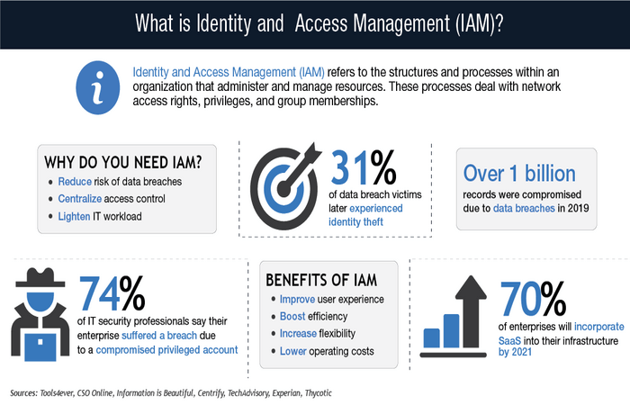 What is Identity and Access Management (IAM)